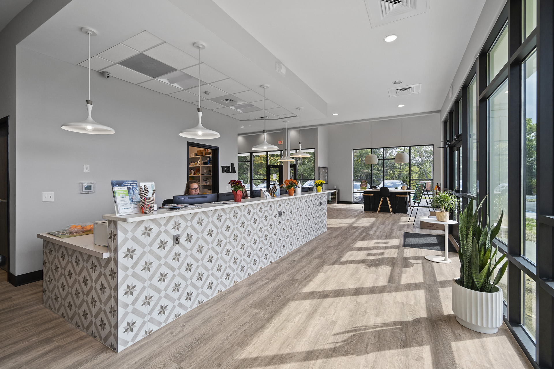 Randolph_Animal Hospital_Front_Reception