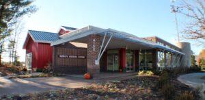 Rowan Animal Clinic Veterinary Hospital Design